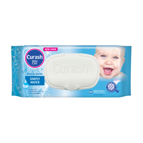 curash baby wipes