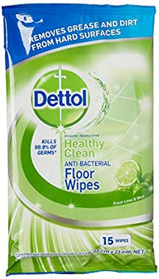 dettol floor wipes