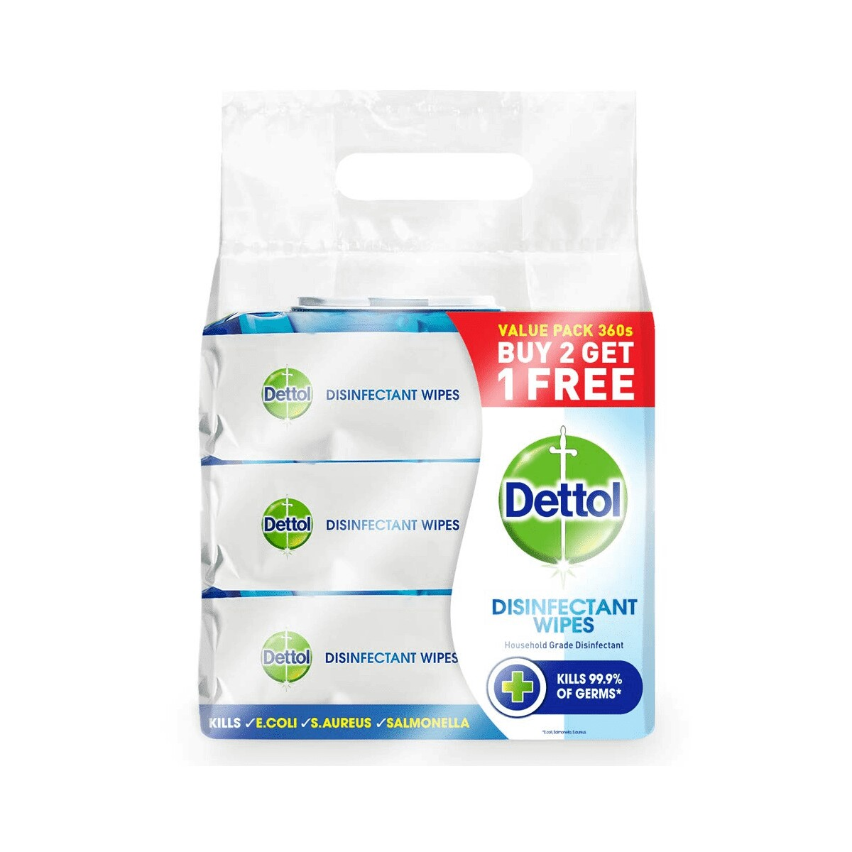 dettol hand wipes