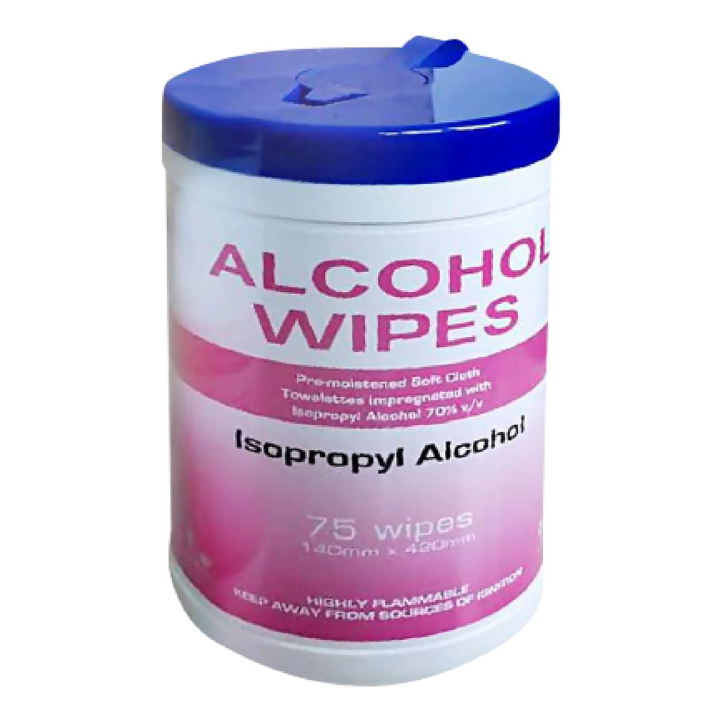 isopropyl alcohol wipes