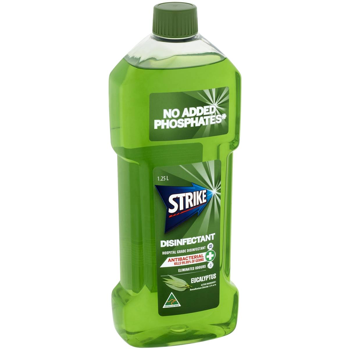 strike disinfectant spray